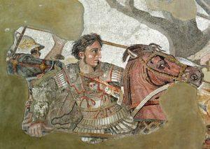 Agonies: Alexandre le Grand - roman