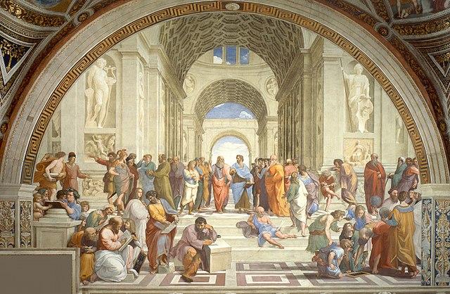 Février 2019: Alexandre et Socrate